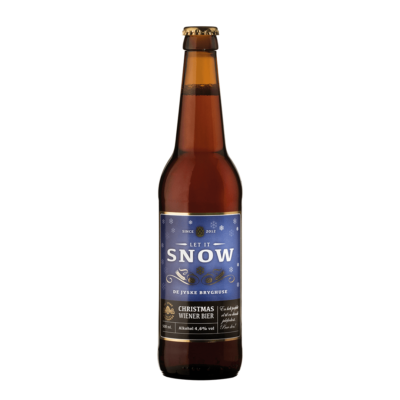 Let it Snow Pilsner