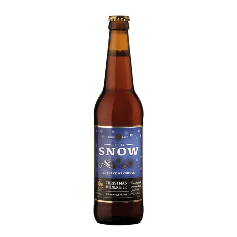 Let it Snow Pilsner