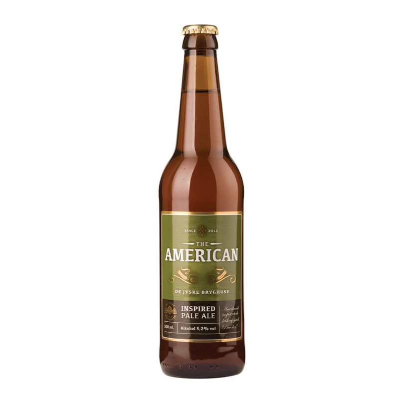 The American Pale Ale 50 cl